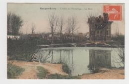 BB604 - GARGAN LIVRY - L'Allée De L'Hermitage - La Mare - France