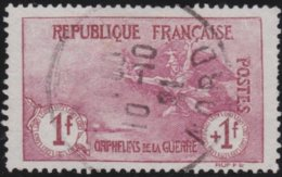France  .   Yvert   .    154  (2 Scans)      .     O          .       Oblitéré - Used Stamps