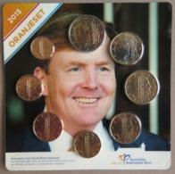 0681 - SERIE PAYS BAS - 2015 - 1 Cent à 2 Euros - Pays-Bas