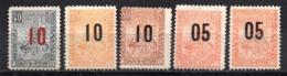 Serie Nº 115/20  Falta 115 Madagascar - Sellos