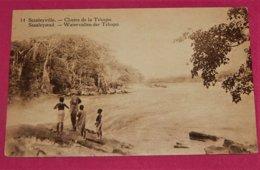 CONGO BELGE -  STANLEYVILLE   -  Chutes De La Tshopo - Congo Belge - Autres