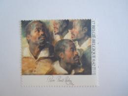 België Belgique 2001 Pieter Paul Rubens Negerkoppen Têtes De Nègres 3005 MNH ** - Belgien
