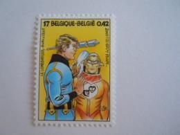 België Belgique 2001 Jeugdfilatelie Philatelie De La Jeunesse Luc Orient Stripfiguur Personnage De B.D. 3010 MNH ** - Belgique