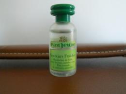 SENTEURS FRAICHES/EAU JEUNE Chez GEMEY - Parfumminiaturen