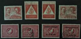 1948-1949 Tag Der Briefmarke Mi.228, Liebknecht/Luxemburg Mi.229, Friedenstaube Mi.233Ia ,233IIa - Soviet Zone