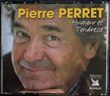 Pierre PERRET- Coffret De 5 C.D - 100 Titres . - Compilaties