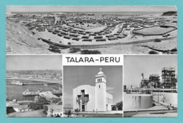 PERU' TALARA CENTRO PETROLERO 1960 - Peru