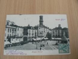 CP 104 / ITALIE / VERCILLI / CARTE VOYAGEE - Italia