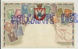 Montenegro. Timbres 1905. Cachet De La Poste 1914 - Montenegro