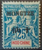 MONGTZE 1903/06 - MLH - YT 8 - 25c - Mong-tzeu (1906-1922)