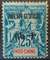 MONGTZE 1903/06 - MLH - YT 8 - 25c - Nuovi