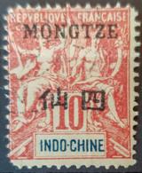 MONGTZE 1903/06 - MLH - YT 5 - 10c - Nuovi