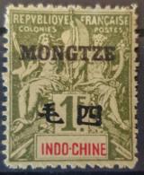 MONGTZE 1903/06 - MLH - YT 15 - 1F - Neufs