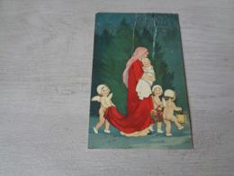 Anges ( 166 )  Ange  Engelen  Engel  Angelot - Illustrateur M. F. - Angeli