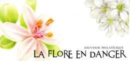 """BLOC SOUVENIR PHILATELIQUE N° 155 """"LA FLORE EN DANGER"""" Neuf Luxe. - Blocs & Feuillets"""