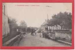 Chavignon. Route D'Anizy. - Autres Communes