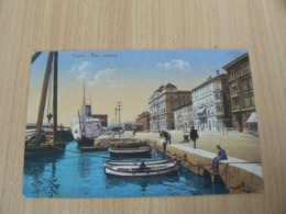 CP 104 / ITALIE / FIURNE RIVA SZAPARY / CARTE VOYAGEE - Andere