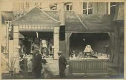 250919 - CARTE PHOTO 14 BAYEUX - Coiffe Traditionnelle Artisanat étal De Poupée Marché Artisanal - Bayeux