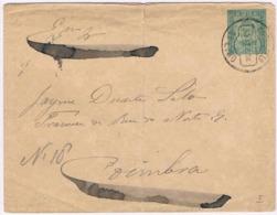Portugal, 1894, Subscrito Aveiro-Coimbra - Lettres & Documents