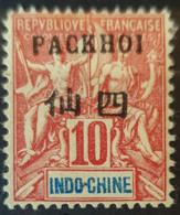 PAKHOI 1903/04 - MLH - YT 5 - 10c - Unused Stamps