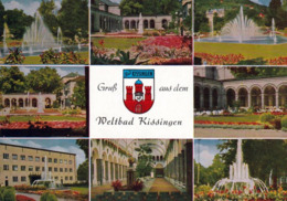 1 AK Germany / Bayern * Ansichten Vom Weltbad Bad Kissingen * - Bad Kissingen