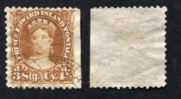 Colonie Anglaise, Prince Edouard, Victoria, N°10 Oblitéré, Qualité Beau - Prince Edward (Island)