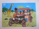 RDC 2001 Kuifje In Afrika Tintin Au Congo Hergé BF 205 MNH ** - Bandes Dessinées