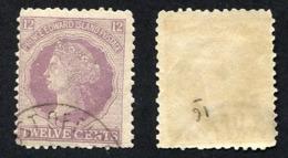 Colonie Anglaise, Prince Edouard, Victoria, N°16 Oblitéré, Qualité Beau - Prince Edward (Island)
