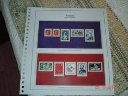 LOT N°7     BLOCS SOUVENIRS DE FRANCE NEUFS  N° 95  95A   150 ANS DE LA CROIX ROUGE FRANCAISE - Souvenir Blocks & Sheetlets