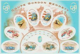 Coupe Gordon Bennet - Blocks & Kleinbögen