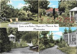 MONTENAKEN - Groeten Uit Het Rusthuis / Bonjour De La Maison De Repos - Gingelom