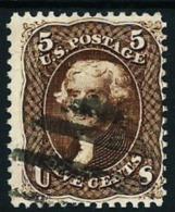 Estados Unidos Nº 21 Usado Cat.125€ - 1847-99 Emissions Générales