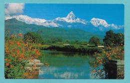 NEPAL PHEWS TAL AND MACHHAPUCHHARE 1972 - Nepal