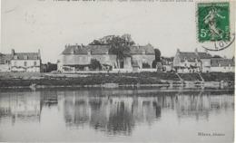 MEUNG SUR LOIRE (Loiret ) Quai Jeanne D'Arc - Ecuries Louis XI (1914 )-Bords De Loire - France