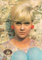 Lot De 4 Petites Photos Artistes Années 60 - Photographs