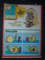 J Junior Hebdomadaire 23ème Année N°41, Jeudi 9 Octobre 1975 - Other Magazines