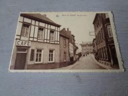 Belgique  België  ( 915 )    Mont - Saint - Guibert   Rue De La Gare - Mont-Saint-Guibert