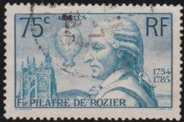France  .   Yvert   .    313        .     O          .       Oblitéré - Used Stamps