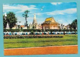 CAMBOGIA CAMBODGE PHNOM-PENH MONASTERE PATUM WADDEY - Cambogia