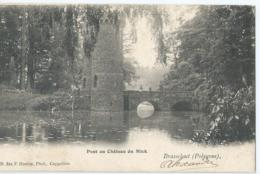 Brasschaat - Brasschaet (Polygone) - Pont Au Château Du Mick - No 312 F. Hoelen, Phot. Cappellen - 19.. - Brasschaat