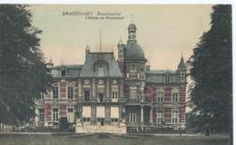 "Brasschaat - Brasschaet - Brasschaethof - Château De Brasschaet - Uitg. ""Huis Gustaf"" - Ed. M. Marcovici - 1922 - Brasschaat"
