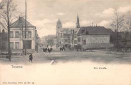 Tournai - Rue Morelle - Café Des Sablabois - Tournai