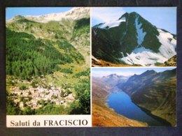 LOMBARDIA -SONDRIO -FRACISCIO -F.G. LOTTO N°242 - Sondrio