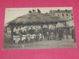 LIEGE  - Exposition De 1905 -  Village Sénégalais  - Salle De Réjouissances - Liege