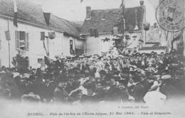 ECUEIL  Fête De L'arbre De L'Ecole Laïque  21 Mai 1905 - Non Classés