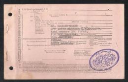 Pakistan 1983 Administration Des Postes Du Used Card To Saudi Arabia With Postmark - Saudi Arabia