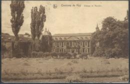 CPA Environ De Huy Château De Marchin - Marchin