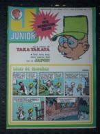 J Junior Hebdomadaire 23ème Année N°42, Jeudi 16 Octobre 1975 - Other Magazines