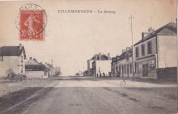VILLEMANDEUR (45)  Le Bourg - Frankreich