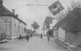BREBANT Route De Dampierre - Non Classés